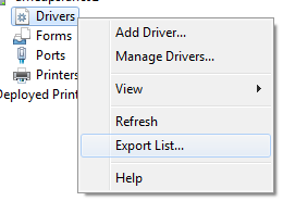 Migrating Print Servers and User Print Mappings | UP2GeeK